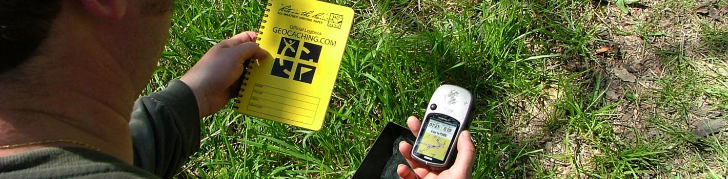GPS Touren und Geocaching